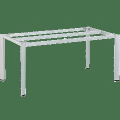 Aluminiumgestelle Gartentisch