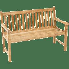 Gartenbänke aus Holz