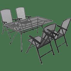 Gartenmöbel Sets Eisen