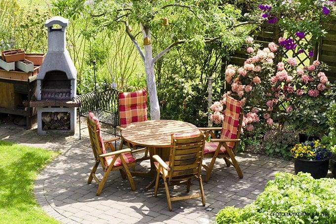 Einen Kleinen Garten Gestalten So Geht S Garten Und Freizeit
