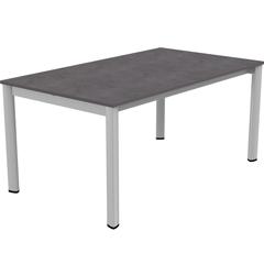 mit HPL-Tischplatte