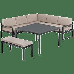 Lounge Set Aluminium