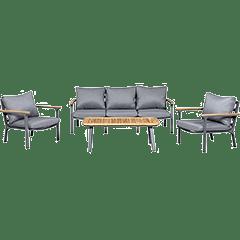 Loungemöbel Aluminium