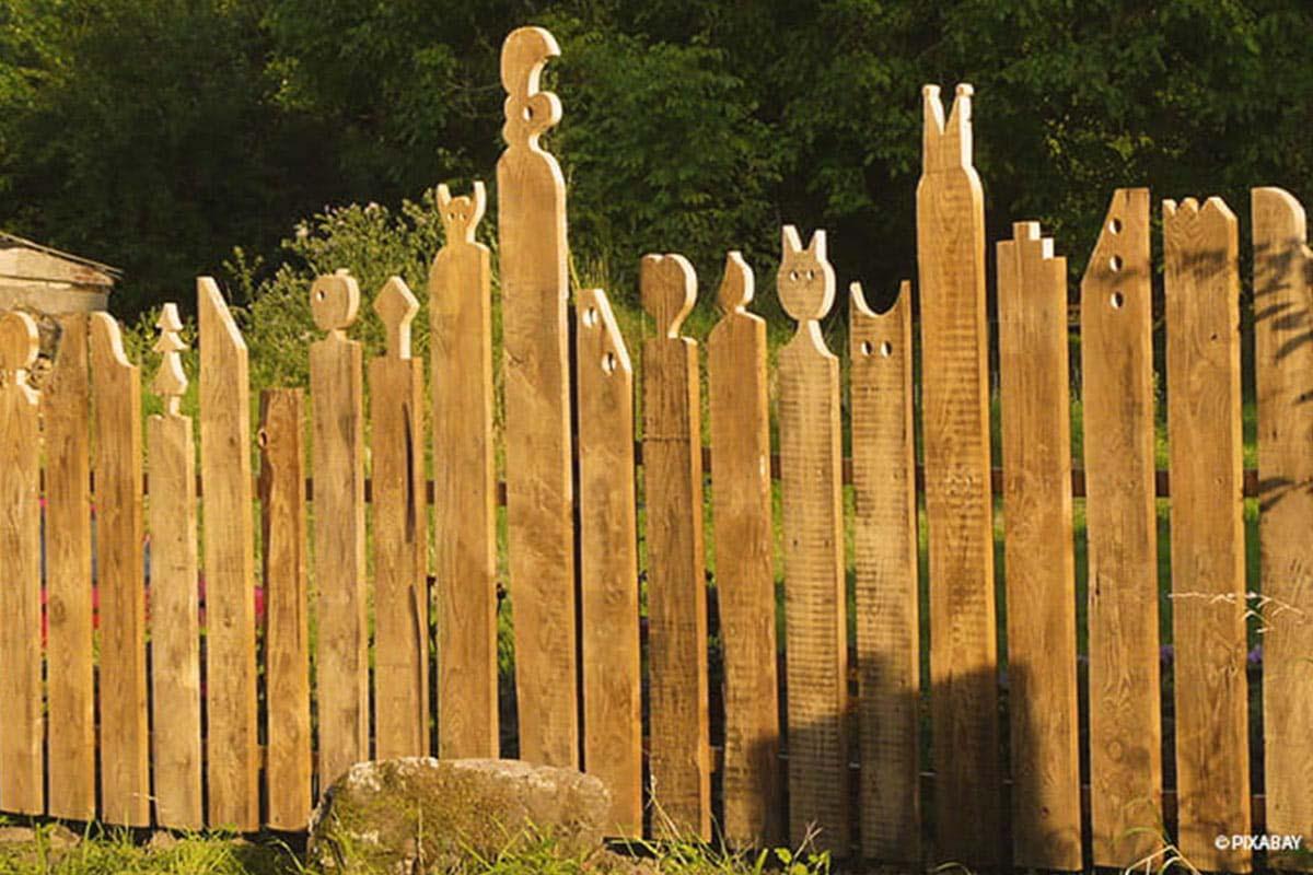 Sichtschutz im Garten   Garten und Freizeit